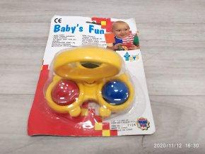 Dětské chrastítko Baby's Faun