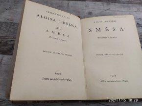 Alois Jirásek - Směsa XL.1937 sebrané spisy