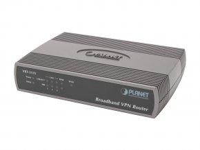 PLANET VRT-311S Broadband VPN Router 1 x 10/100Mbps WAN Ports 3 x 10/100Mbps LAN Ports