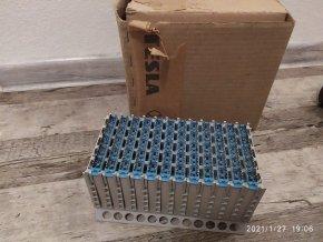TESLA FK 133 rozvodné pásky do rozvaděčů