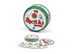 Hra - Dobble - Spot It! Holidays (Prázdniny)