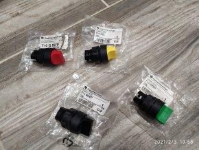 Ovládací hlavice T10 - T10B přepínací 3 polohy  Elektropřístroj písek
