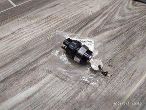 Ovládací hlavice T10L T10D s klíčkem Elektropřístroj písek