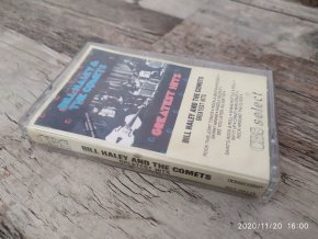 MC Magnetofonová kazeta - Bill Haley & The Comets Greatest Hits 1986