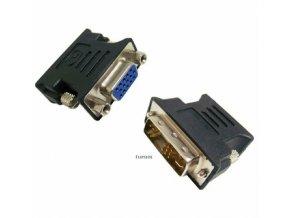 hp dvi a m to vga fm black adapter new 612330 002 41[1]