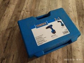 Kufr pro aku vrtačka 12V Narex ASV 12 E-T a BE-T