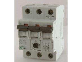 Motorový spouštěč jistič Z-MS-16/3 X pole (Eaton) 16A 3P