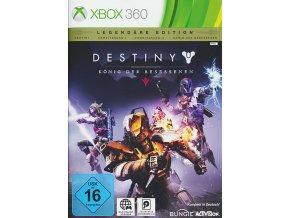 XBOX 360 Hra Destiny: The Taken King - Legendary Edition