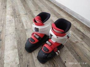 Lyžařské sjezdové boty lyžáky Dalbello CX2 vel. 34 EUR/ 22 cm