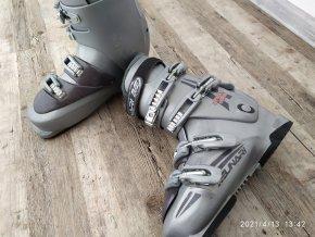 Lyžařské sjezdové boty lyžáky Munari MCT 8.2 vel. 250/265 mm