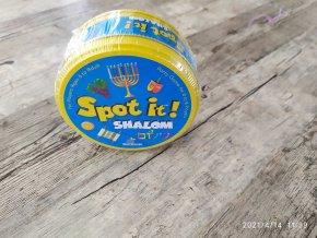 Hra - Dobble - Spot It! Shalom (Křesťanství)