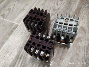 Stykač V25 V16 25A 16A cívka 24V 48V 380V