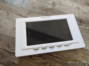 """7"""" LCD monitor pro dveřní otvírač Owsoo SY817"""