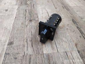 Spínač vačkový přepínač OBZOR VS10 9551 400V 10A 0-min-max