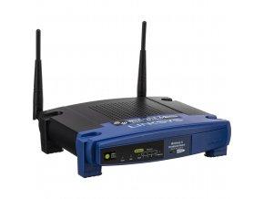 WIFI AP Router Cisco Linksys WRT54GL 2.4 GHz 54 MBit/s