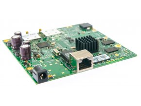 MikroTik RB911G-5HPacD RouterBoard / 802.11ac 2x2 two chain / RouterOS L3 / 1xGLAN / 2xMMCX
