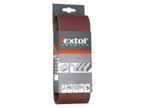 Extol textilní brusný pás nekonečný 76x457mm KX167 P80 P120