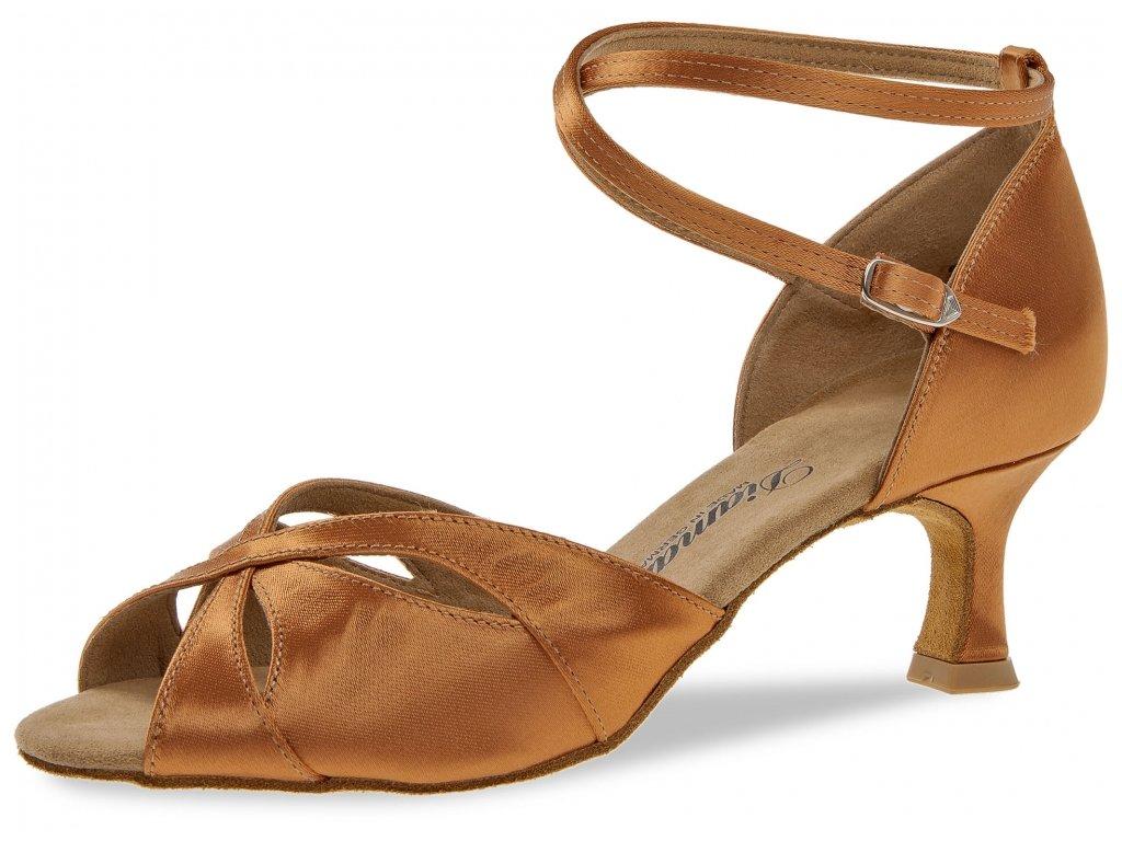Taneční boty Diamant 141 tělová - 5 cm Flare (velikost 36)