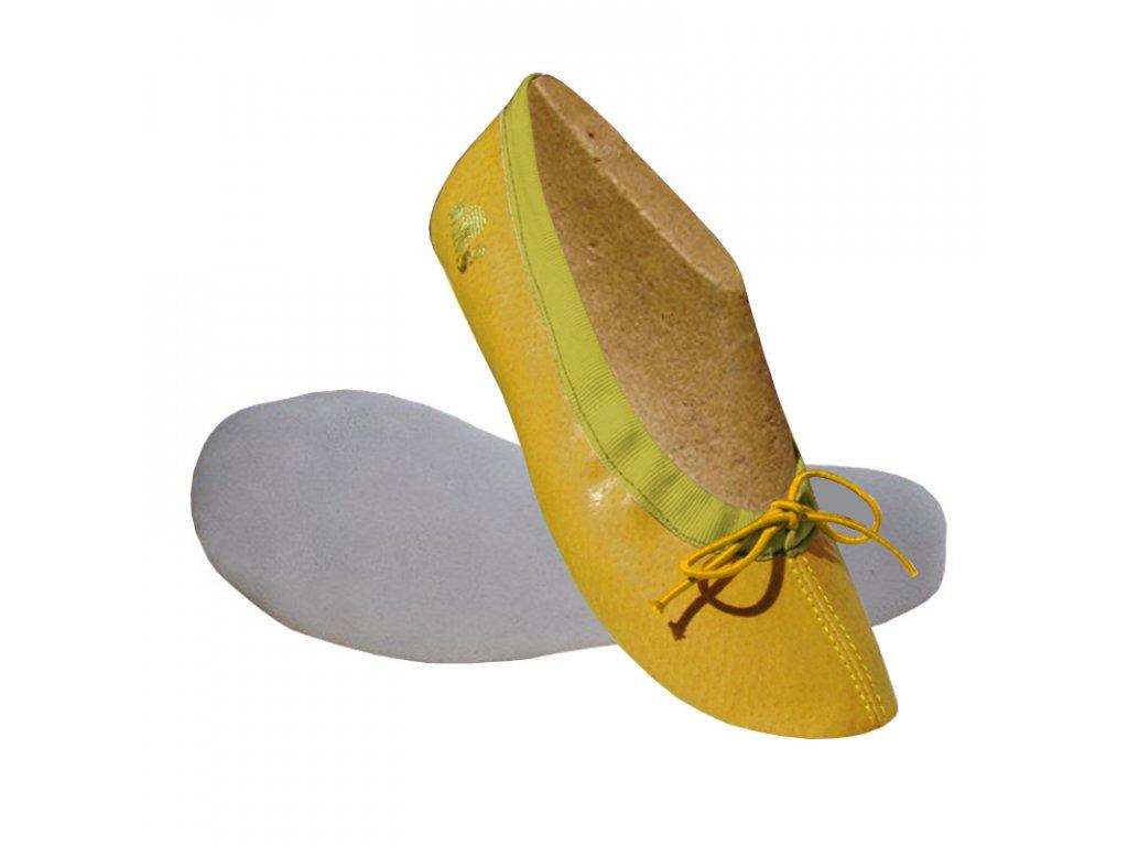 B D žlutá K