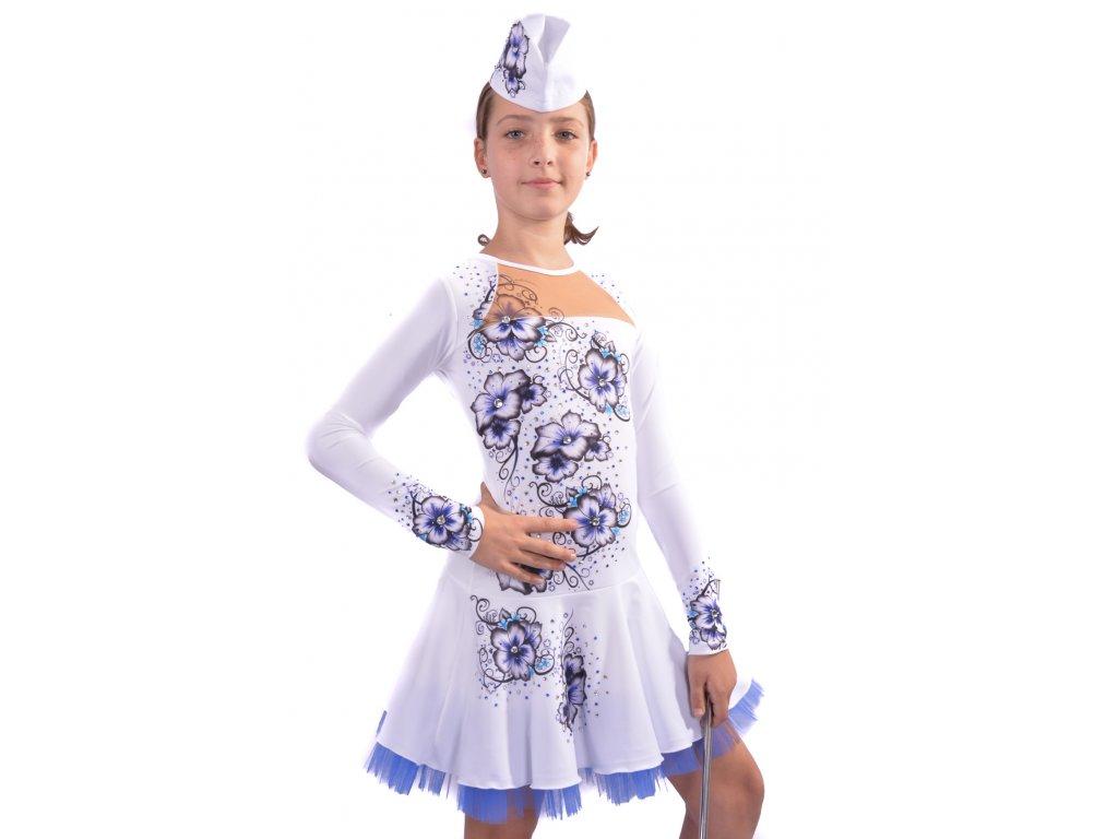 Šaty pro mažoretky M - 359/19