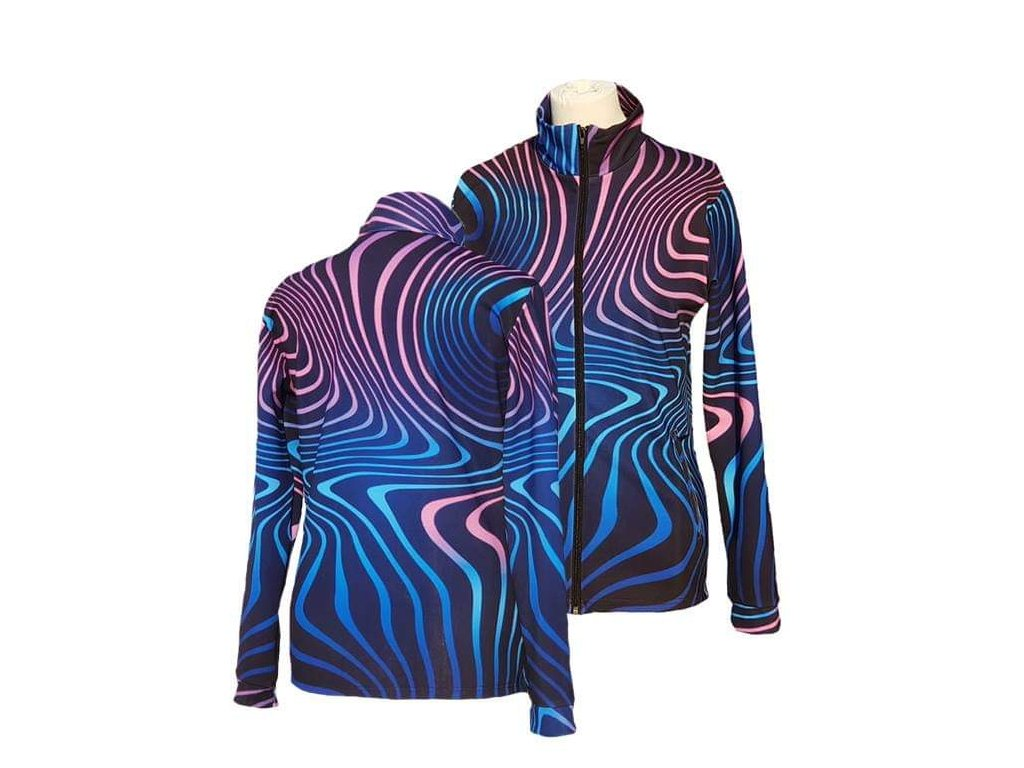 Sublimační tepláková bunda 2 N