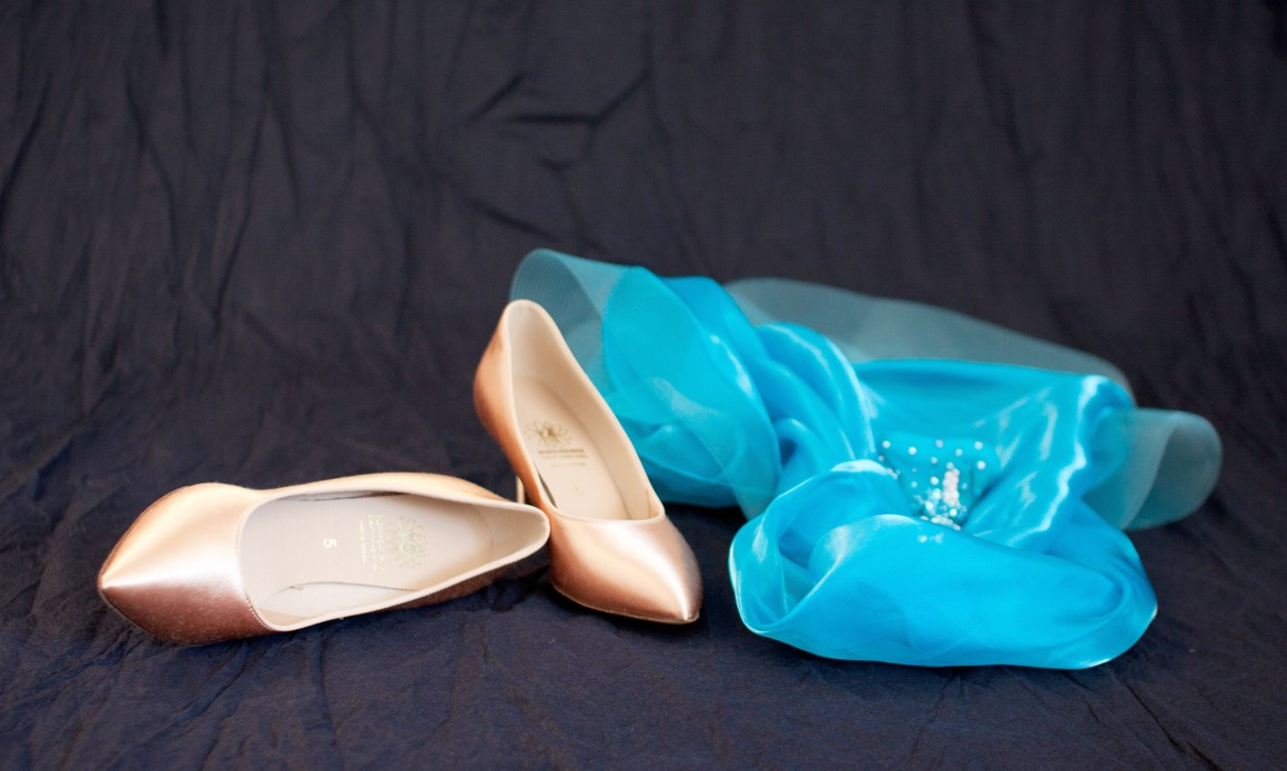 Taneční obuv pro každého