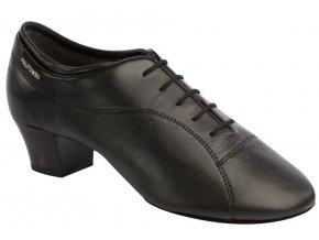 Style 8500 Black Leather Boys
