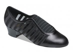 Style 1047 - Black Leather/Mesh