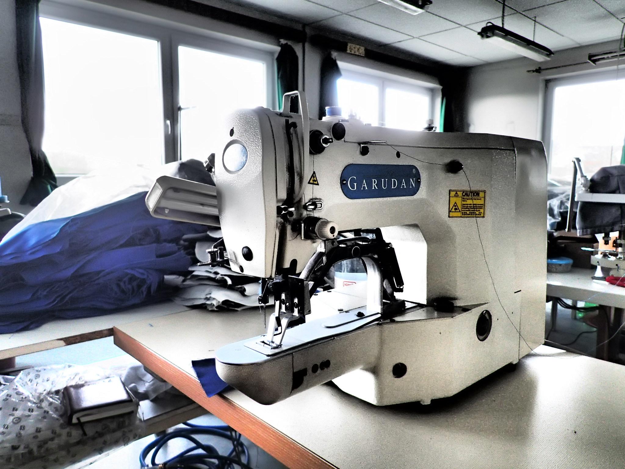 Zakázková výroba textilních produktů, výrobků
