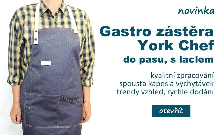 Zastera York Chef