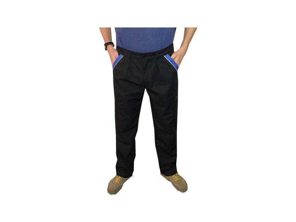 kalhoty cerne 1
