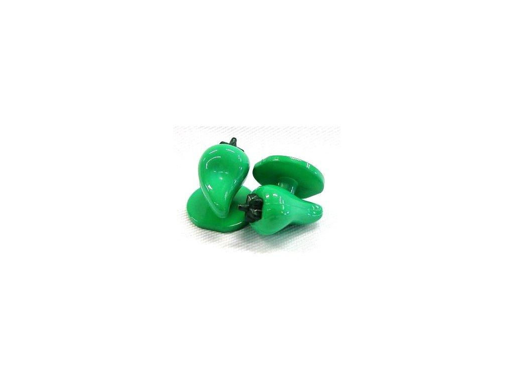 zelena paprika knoflik do kucharskeho rondonu