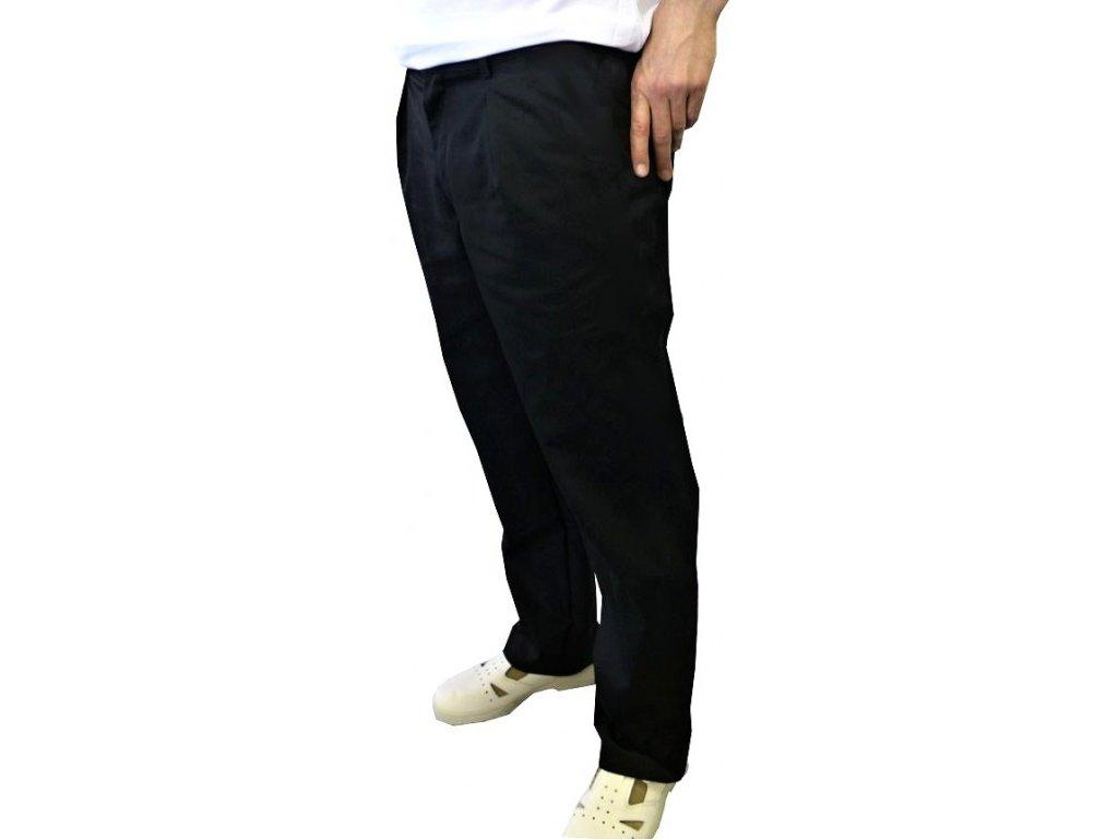Kuchařské kalhoty Klasik černé