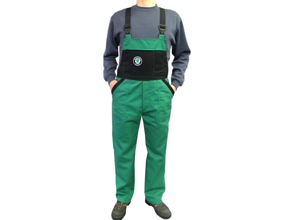 kalhoty s laclem skoda 2014