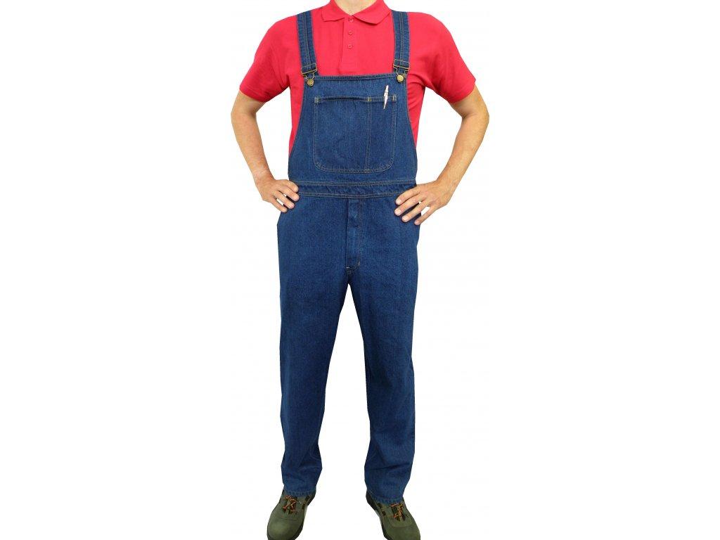 kalhoty s laclem texas 2