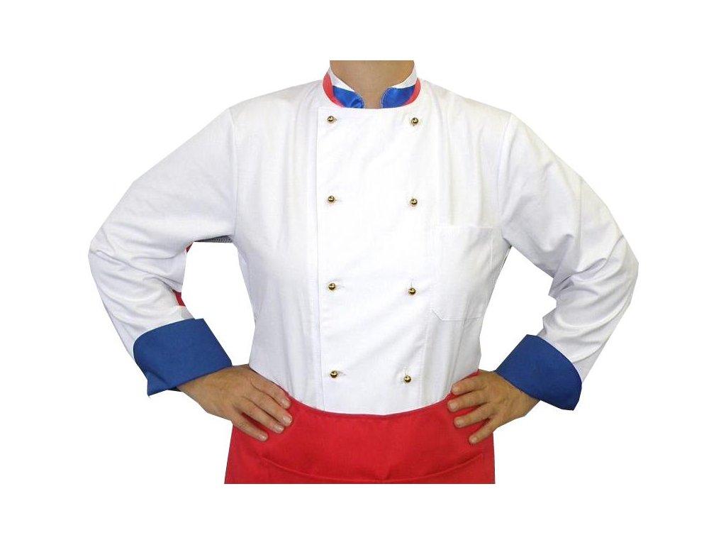 Kuchařský rondon Komfort Česká republika pánský