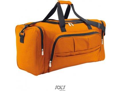 sols weekend orange