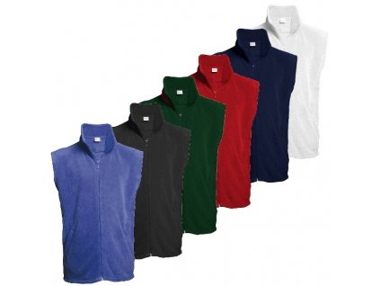 xfer fleece vesty