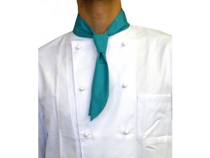 kucharska kravata aqua mala