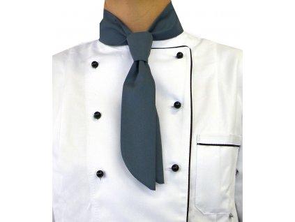 kucharska kravata stahlblau 2