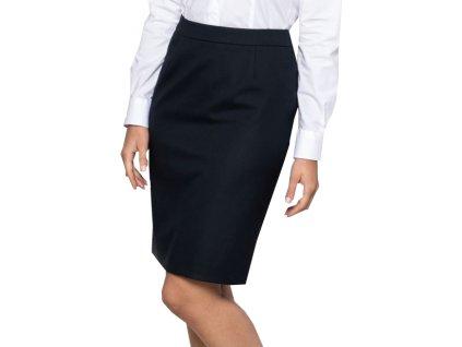 tuzkova sukne cerna 7877