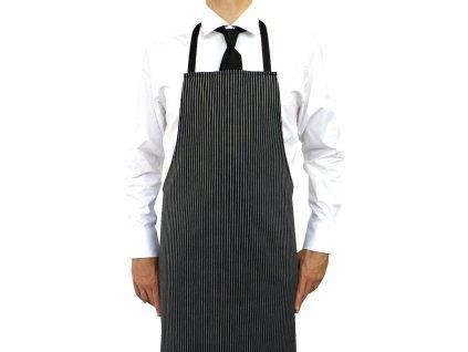 Kuchařská zástěra Oxford