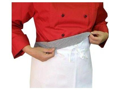 Kuchařská zástěra s ohybem pepito 2