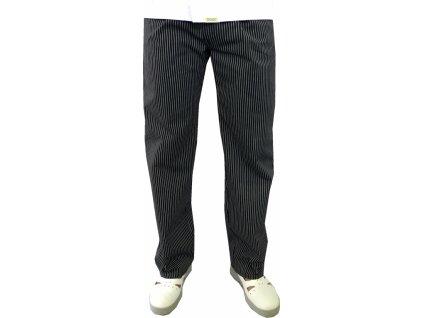 Kuchařské kalhoty Klasik Oxford