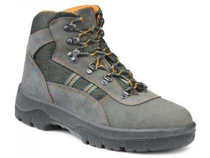 Kotníková obuv Trekking Gobi O1 FO F.Green