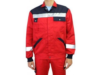 Oblečení pro zdravotníky - záchranářské oblečení - Reflexní bunda Záchranář Plus 1