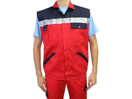Oblečení pro zdravotníky - záchranářské oblečení - Reflexní vesta Záchranář Plus