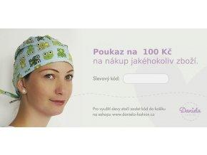 DF Poukaz 100