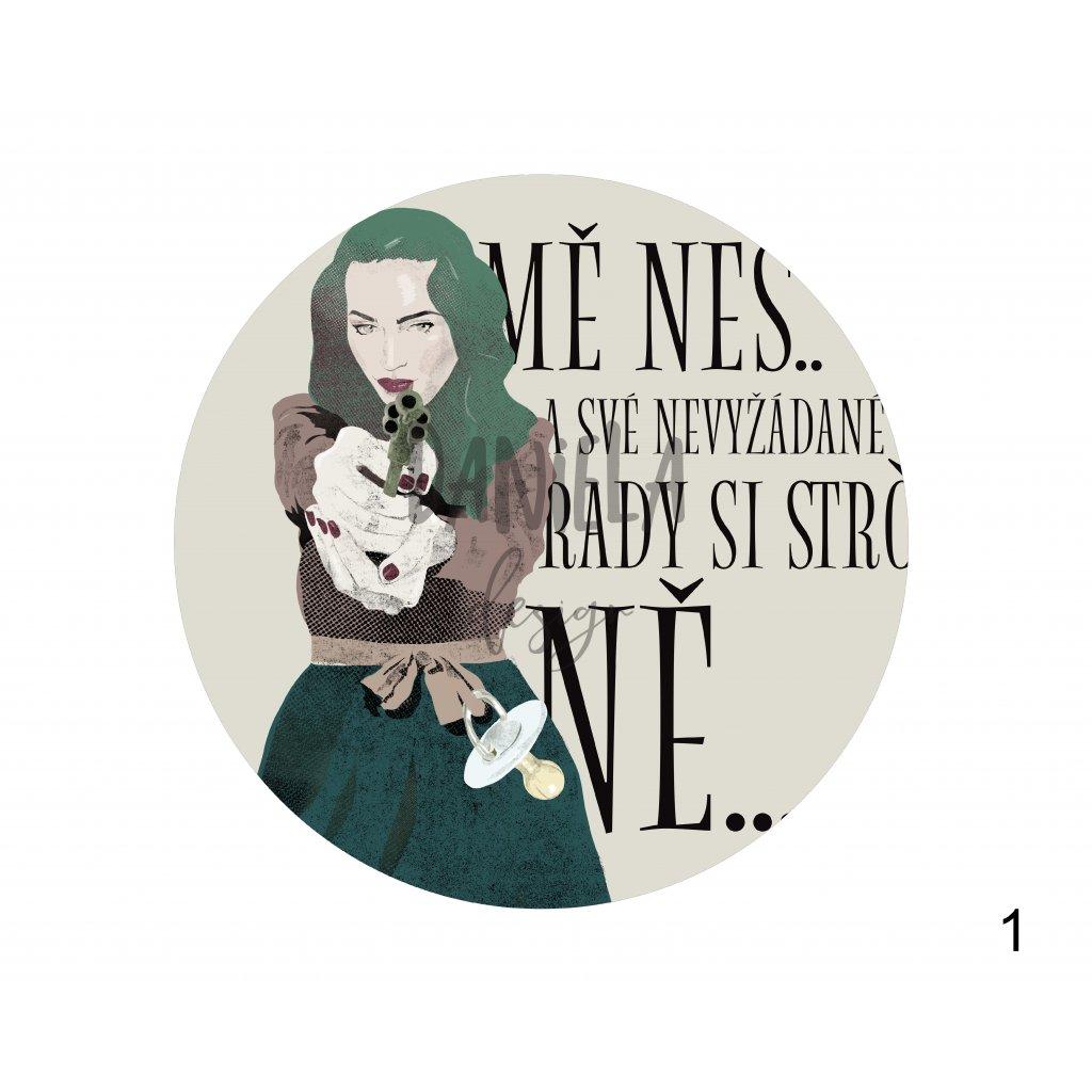 samolepky na mobil tygr