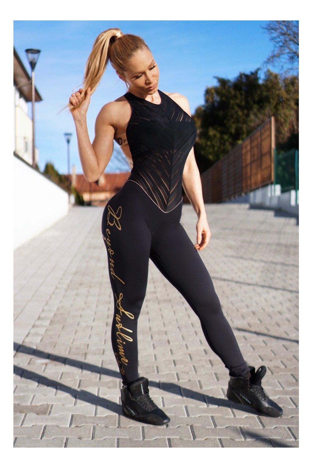 Fishbone jumpsuit 2